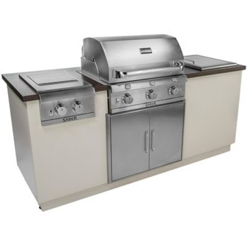 SABER EZ Outdoor Kitchen - I Series, Copper