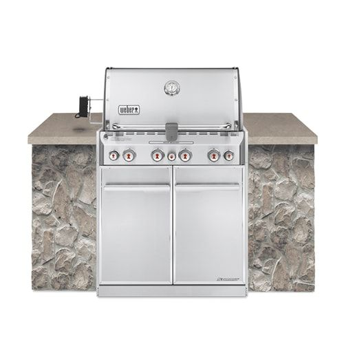 Weber Summit® S-460™ Built-in