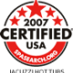 2007 Certified on SpaSearch.org