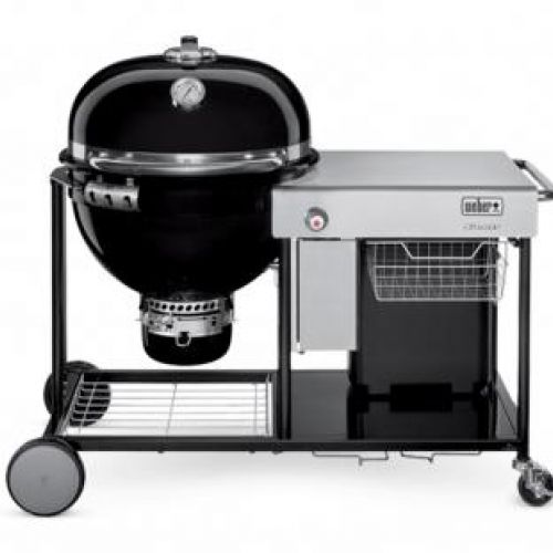 Weber Summit® Charcoal Grilling Center 24