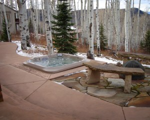 4 Things to Do in a 4-Person Hot Tub