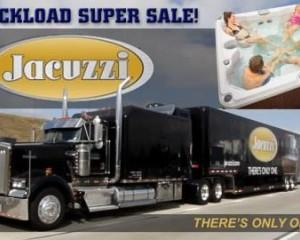 Jacuzzi Super 7 Sale now on at Premium Home Leisure